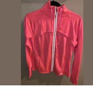 Champion Running Jacket, Medium, Bright!